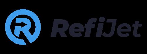 RefiJet Logo Color