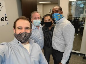 Training Team - Masks