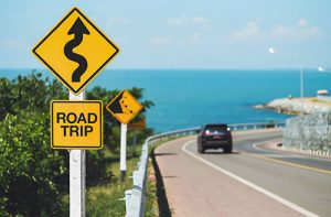 You need to navigate the curves if you want to Road Trip Safely During COVID