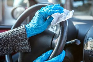Cleaning Your Car During COVID